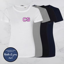 Load image into Gallery viewer, Varsity Family Personalised Matching T-Shirts