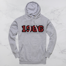 Load image into Gallery viewer, Varsity Personalised Family Hoodie