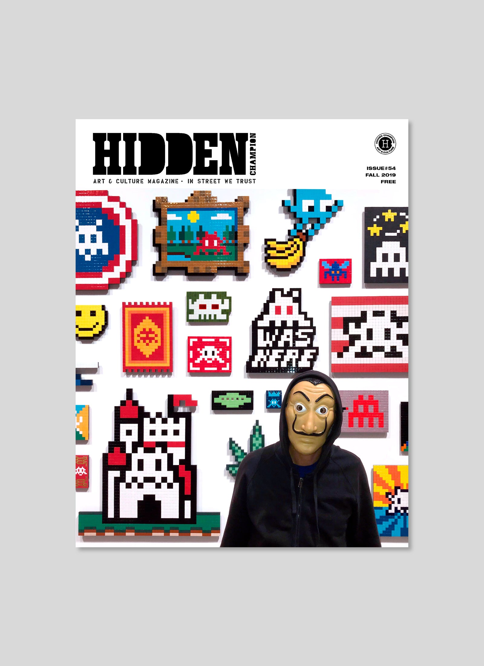 HIDDEN CHAMPION Issue#54
