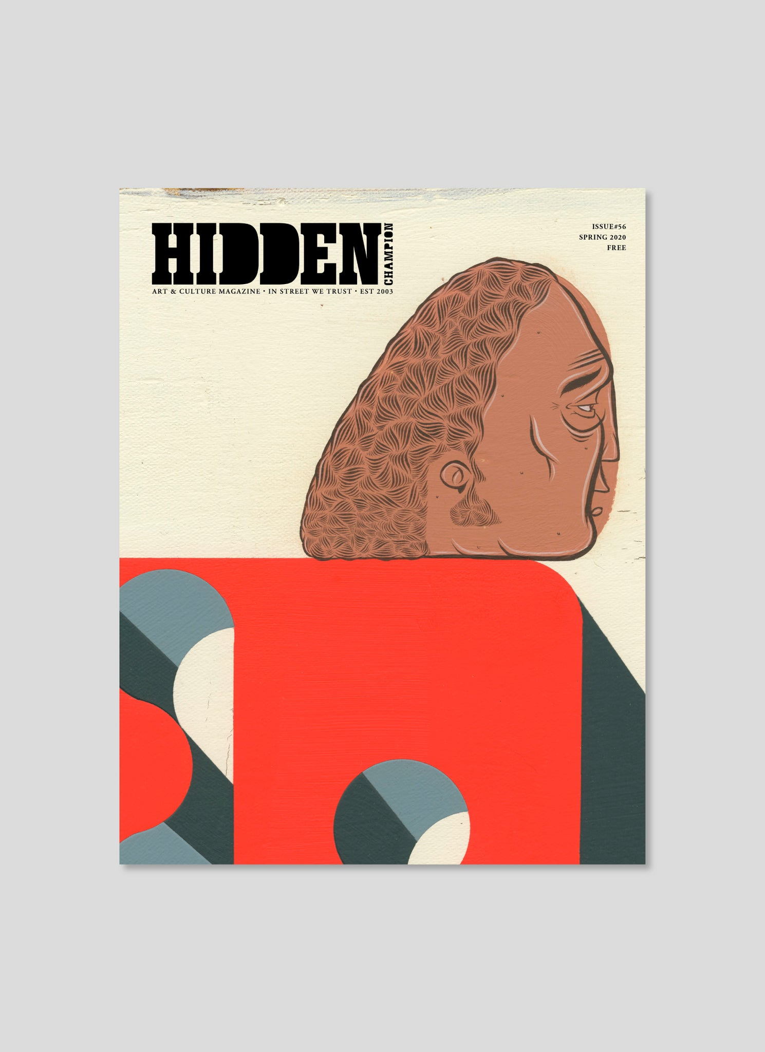 HIDDEN CHAMPION Issue#56