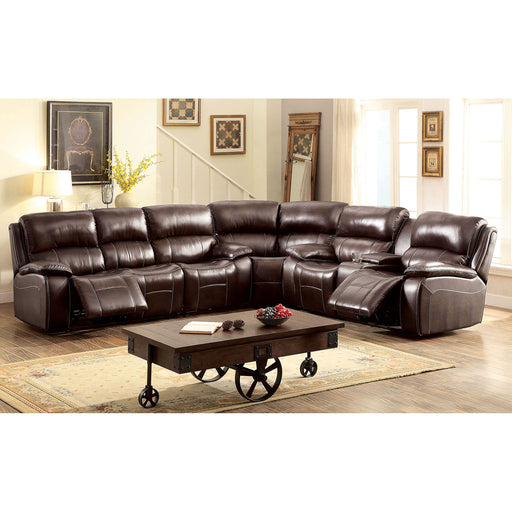 Ruth Brown Sectional image