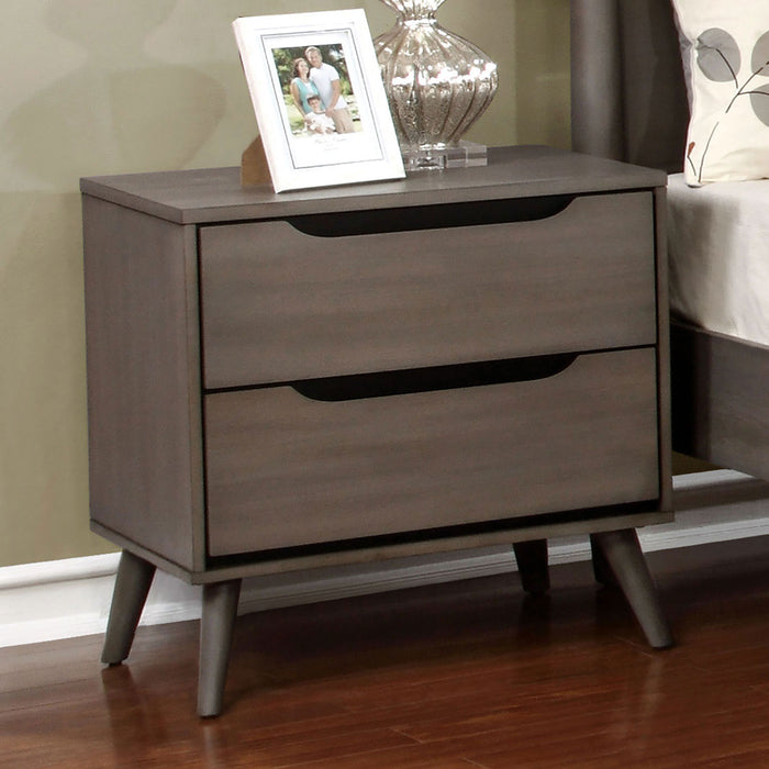 Lennart Gray Night Stand image