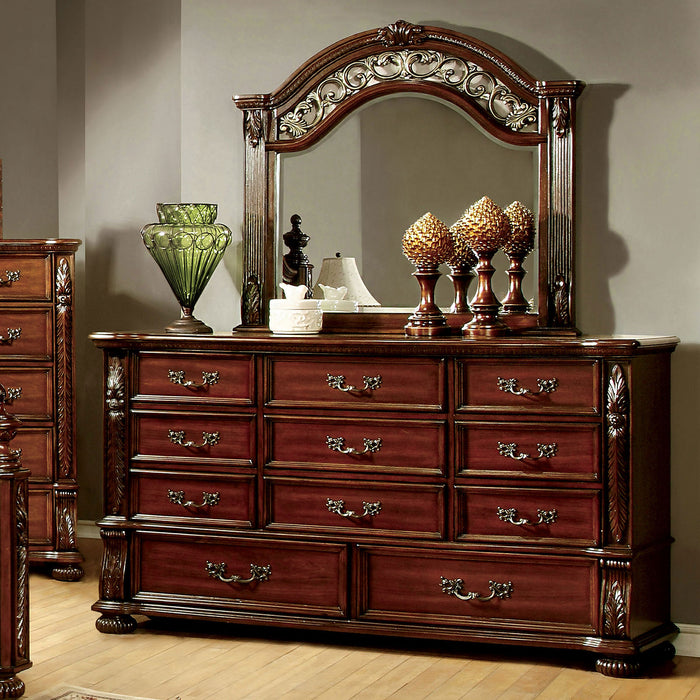 ARTHUR Brown Cherry Dresser image