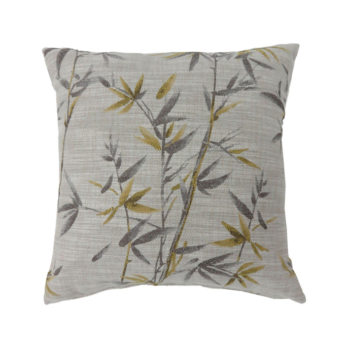 "Anika Yellow 18"" X 18"" Pillow (2/CTN) image"