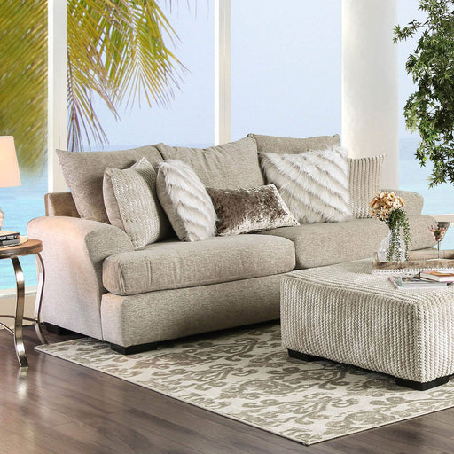 Anthea Beige Sofa image