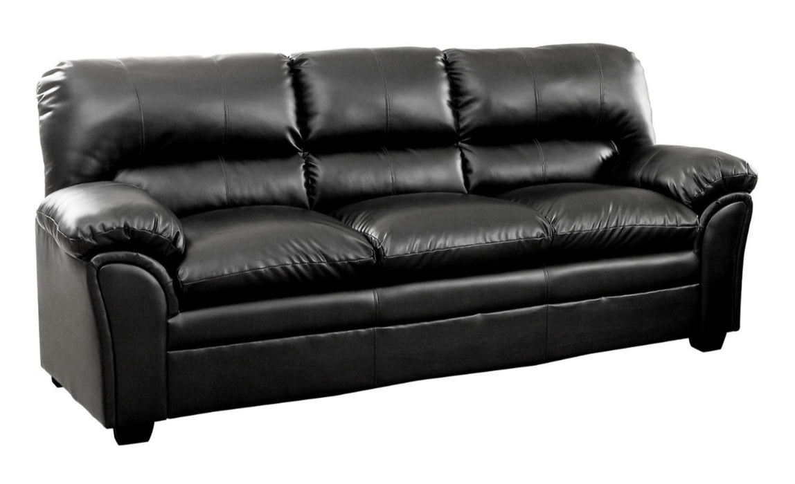 Homelegance Furniture Talon Sofa in Black 8511BK-3 image