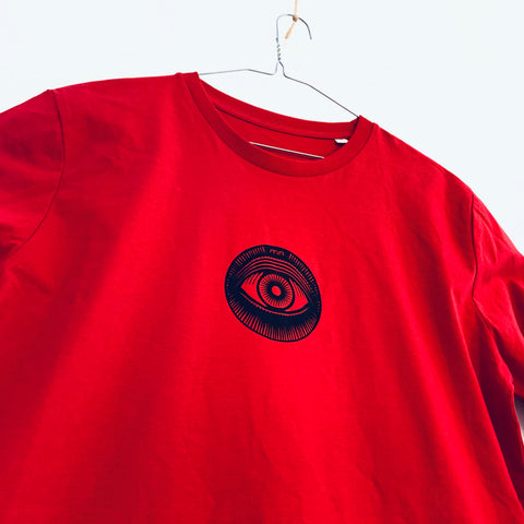 ALL SEEING EYE long sleeve tee