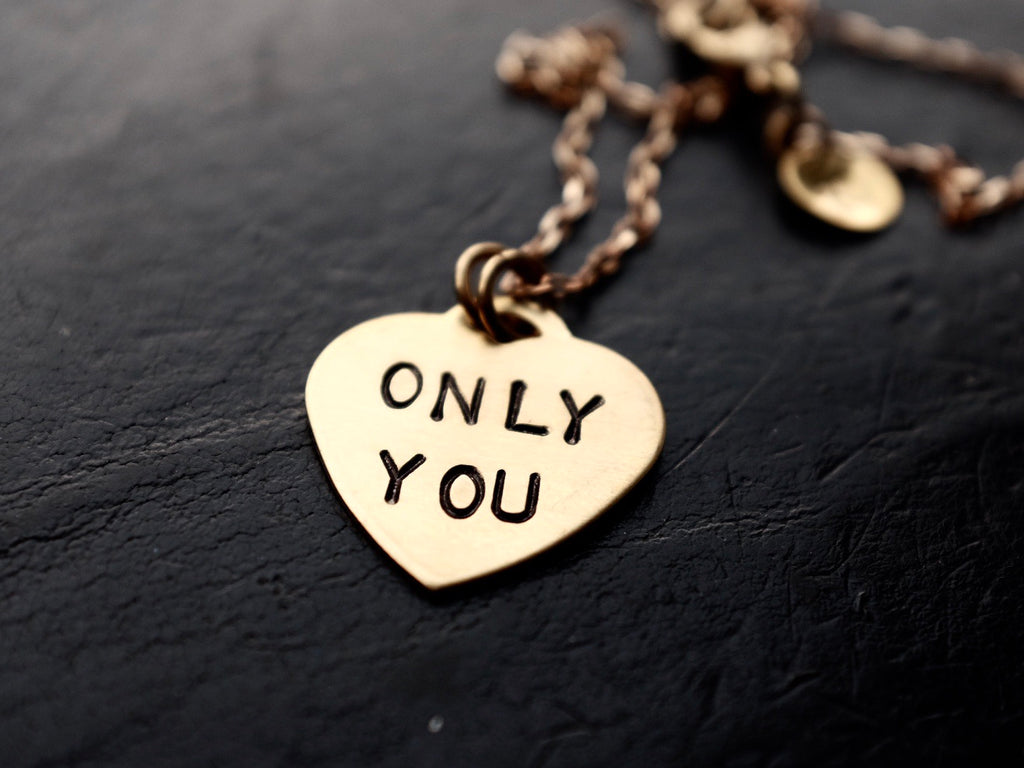 ONLY YOU necklace