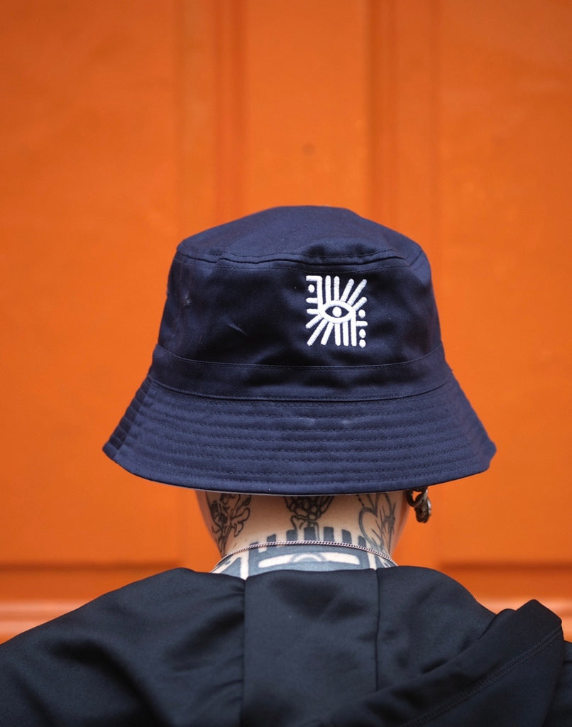 EYE bucket hat