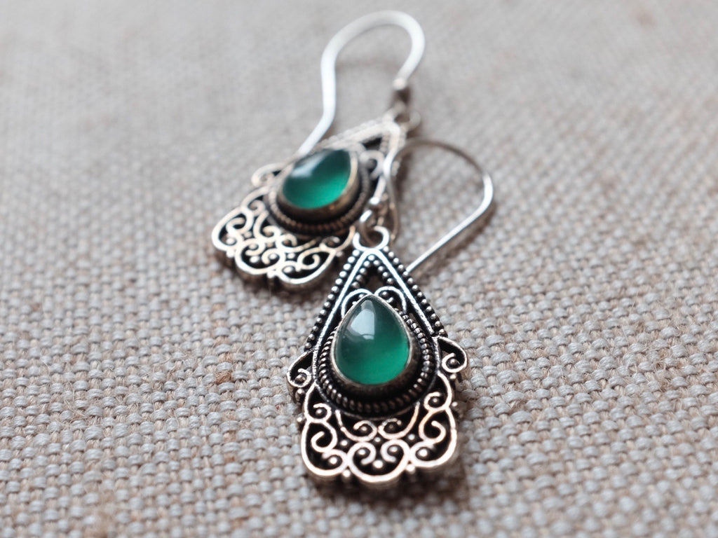 Boho Queen earrings