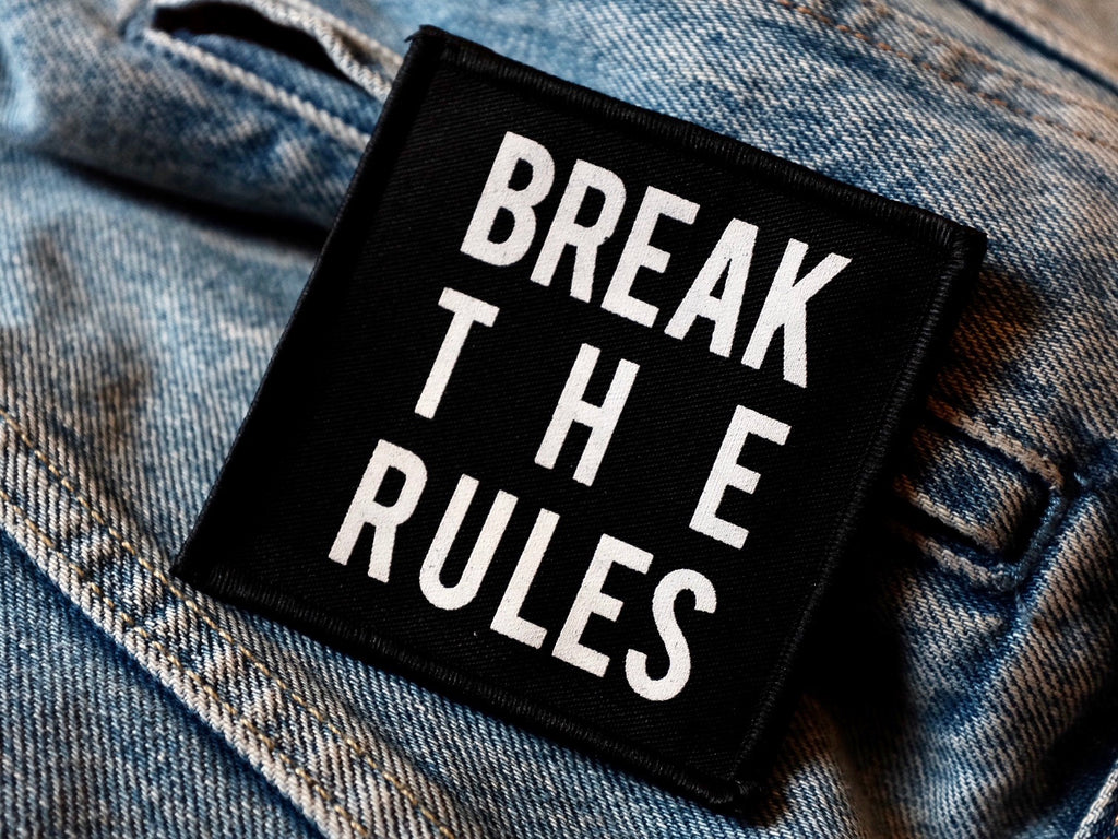 BREAK THE RULES patch