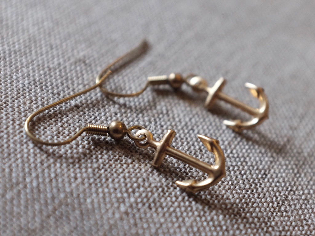 HC ANCHOR earrings