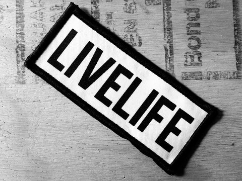 LOBE LIFE patch