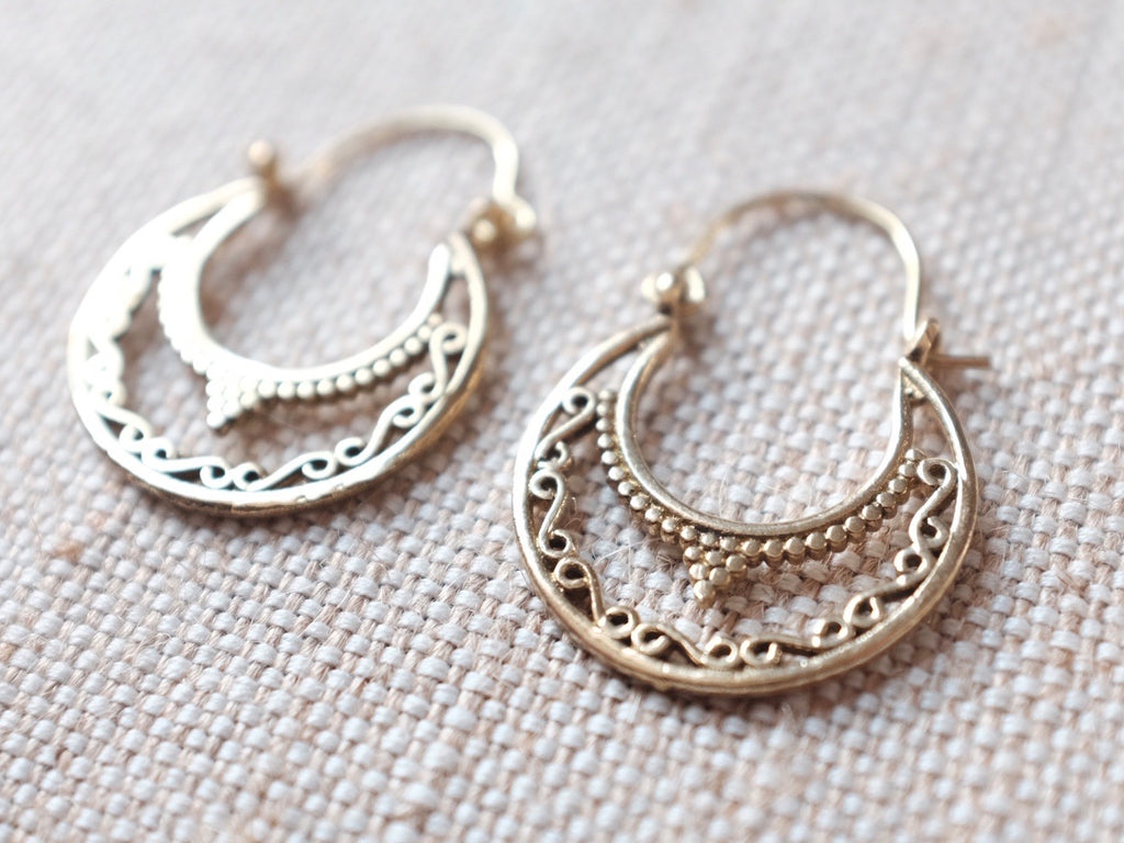 HC INDIA small earrings