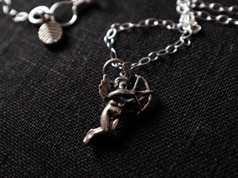 CUPID necklace 925'silver