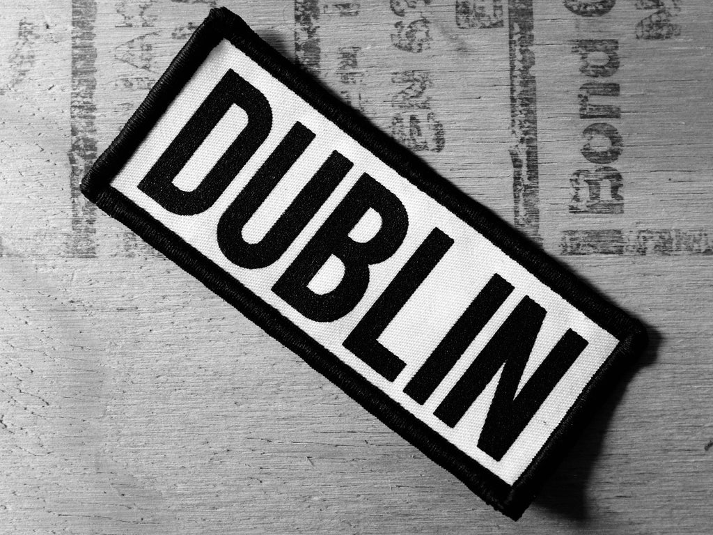 DUBLIN patch