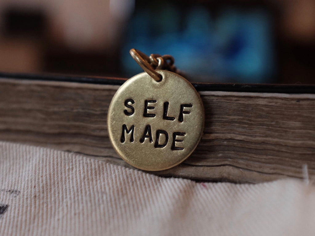 SELF MADE necklace
