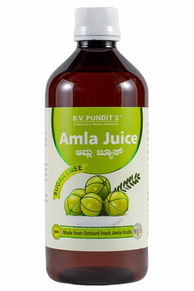 Amla Juice (Sugar Free)