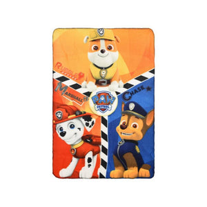 Plaid Nickelodeon Paw Patrol ''Marshall, Rubble e Chase'' - Erregimodabimbo
