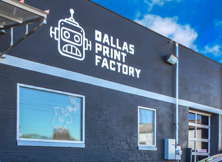 Dallas Print Factory