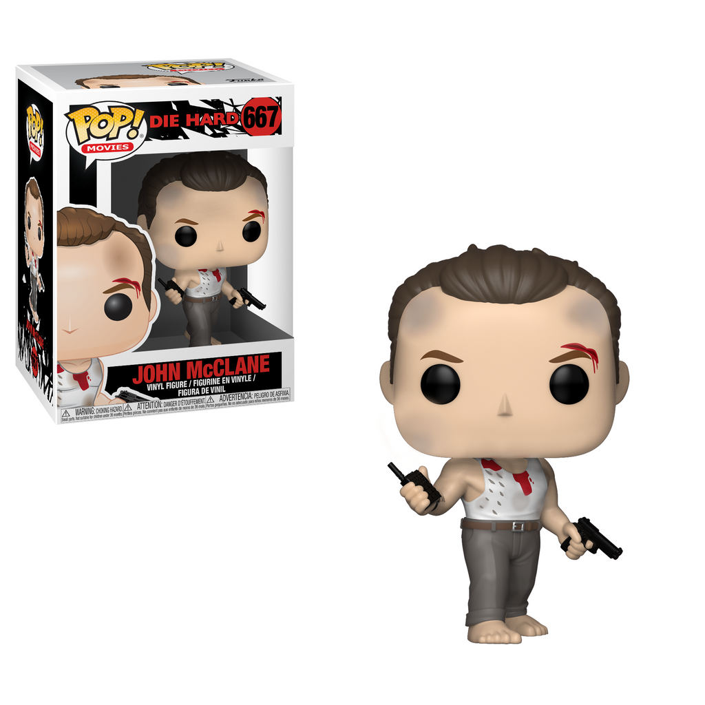 POP Movies: Die Hard - John McClane