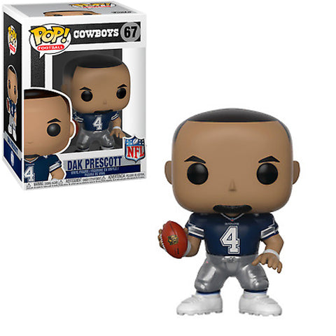Pop! Sports: NFL Dallas Cowboys - Dak Prescott
