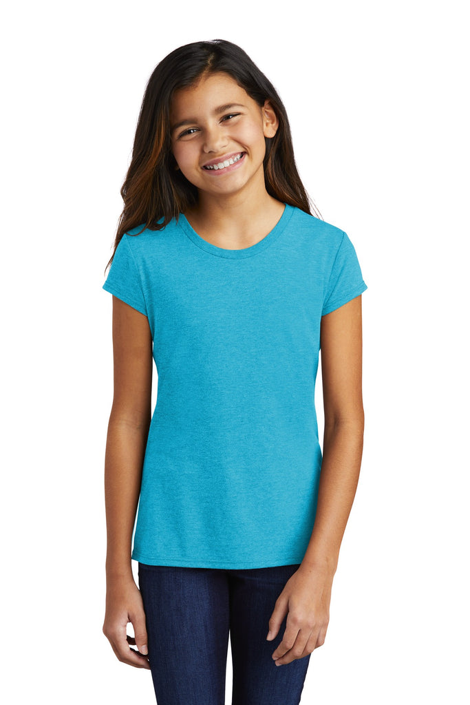District ® Girls Perfect Tri ® Tee DT130YG