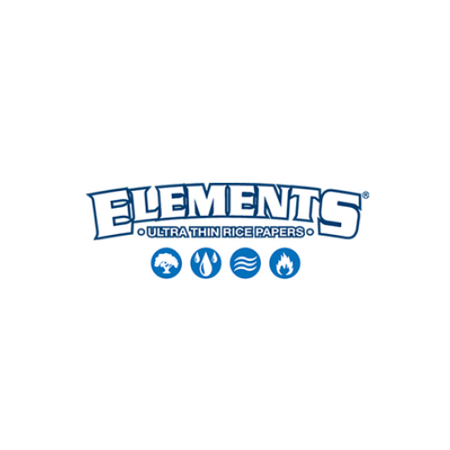 elements rolling papers logo
