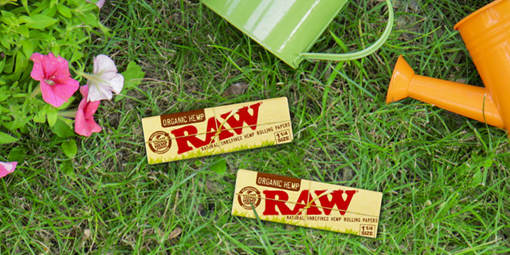 raw hemp rolling papers unbleached benefits