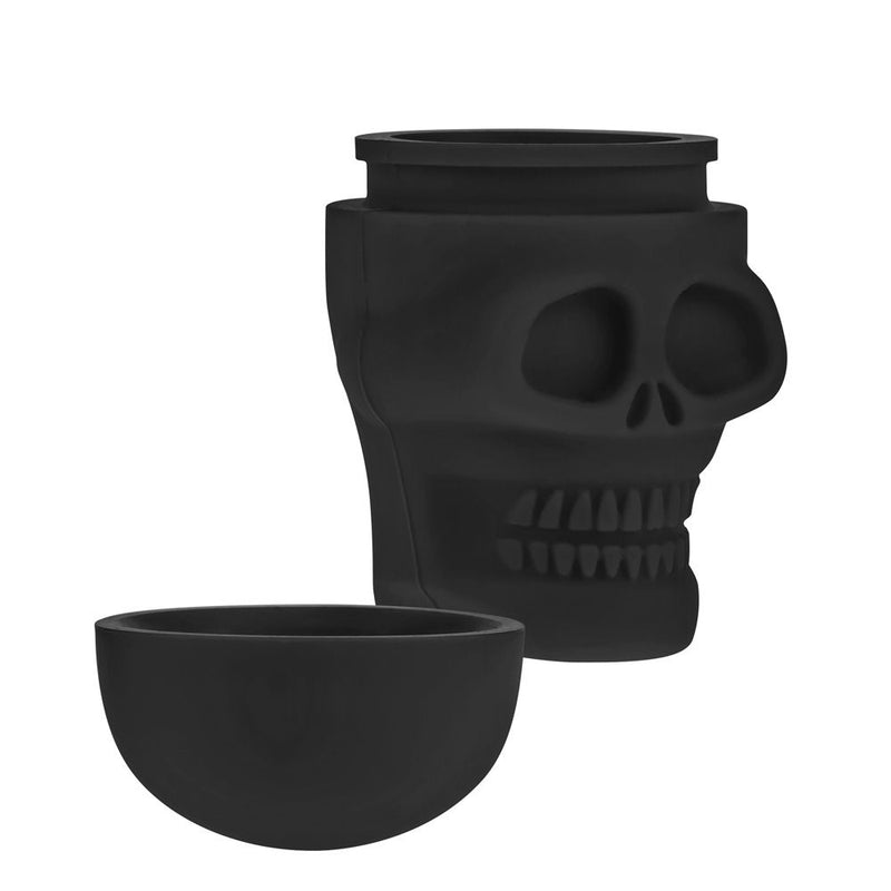 15ml Skull Silicone Container