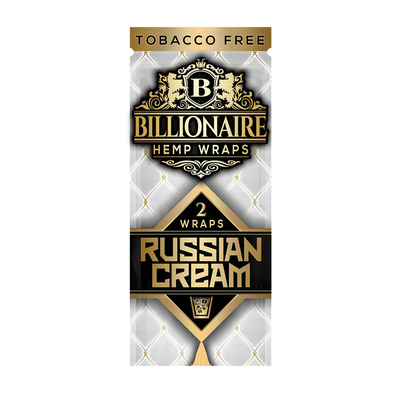 billionaire hemp blunt wraps russian cream