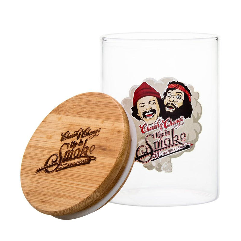 cheech chong smoke stash jar lid