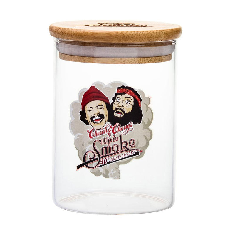 cheech chong up in smoke stash jar