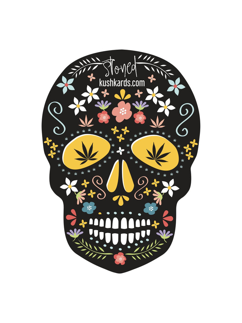 Stickers - Day of the Dead