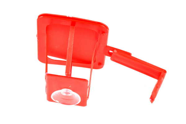 dipping sauce holder car driving red
