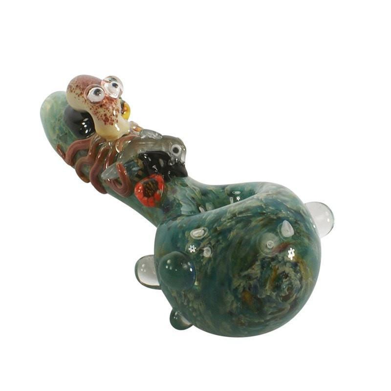 Critter Spoon Pipe - Octopus