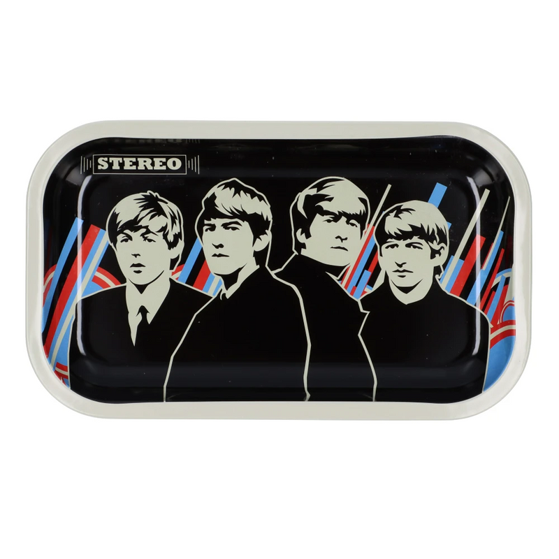 Fab 4 Rubber Soul - Rolling Tray