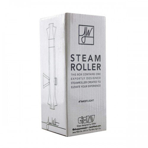 Jane West Steamroller - Cobalt Blue
