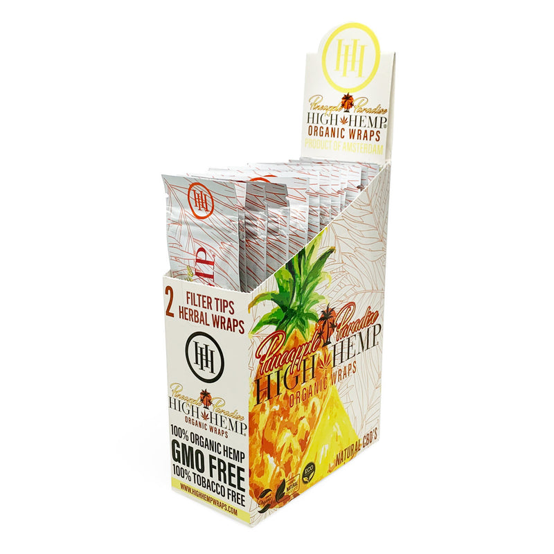 high hemp pineapple paradise full box