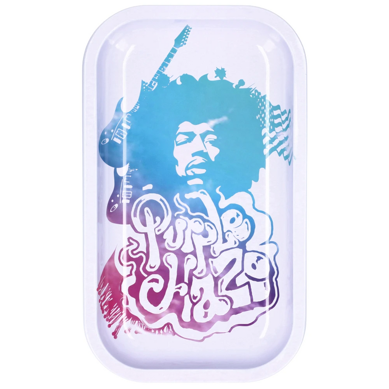 Jimi - Purple Haze - Rolling Tray