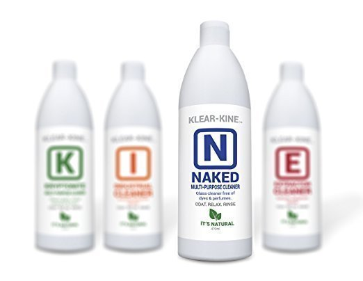 Klear Kine Naked Glass Cleaner
