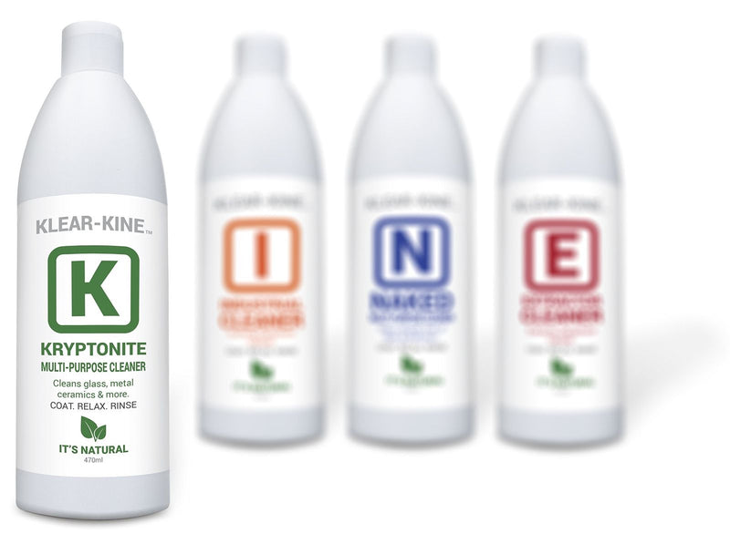 Klear Kryptonite Original Bong Cleaner