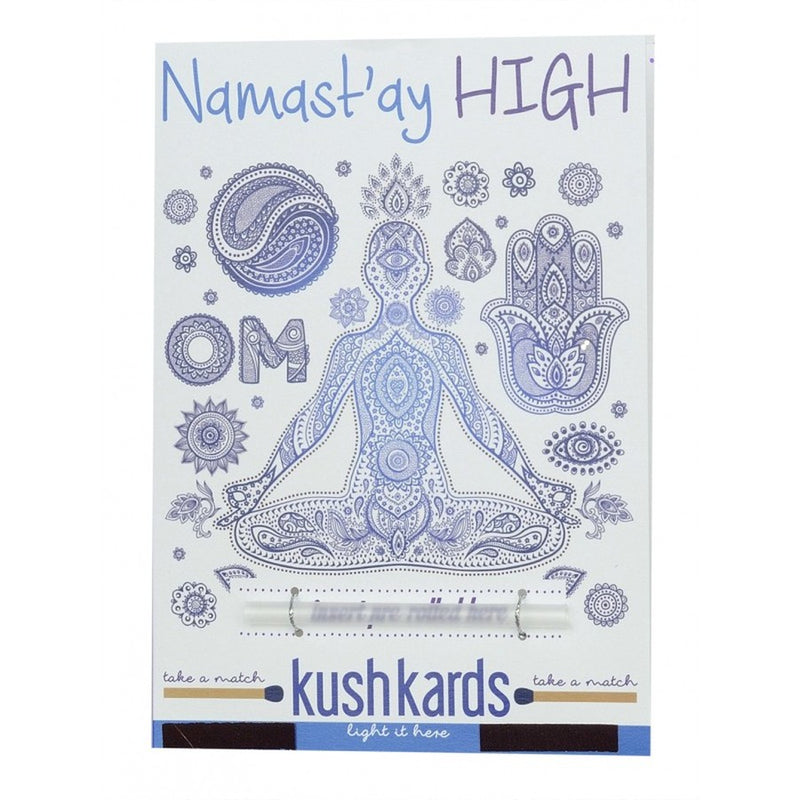 kushkards namastay high card