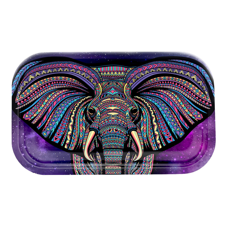 metal rolling tray elephant v syndicate