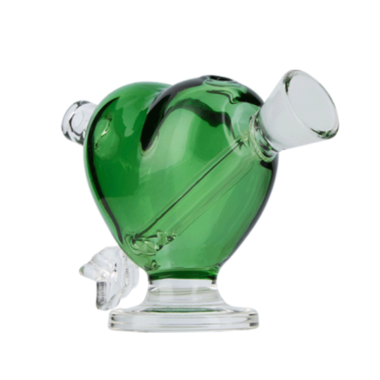 Cupid Heart Blunt Bubbler