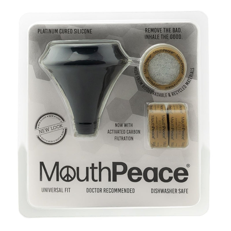 moose labs bong mouthpiece black
