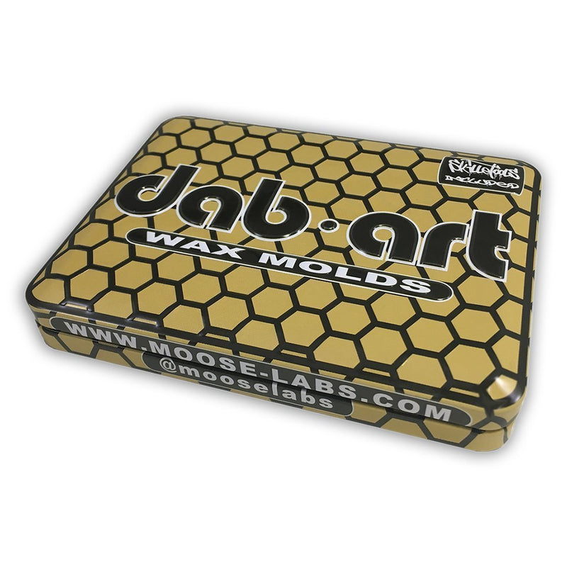 Moose Labs Dab Art Wax Press Mold