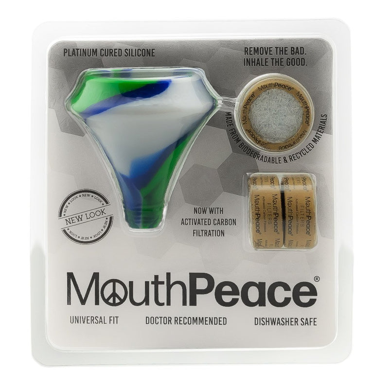 moose labs mouthpiece green white blue