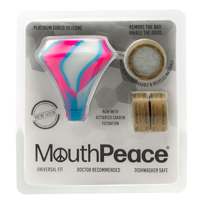 moose labs mouthpiece pink white blue