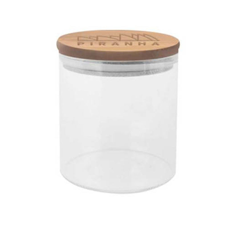 Bamboo Lid Storage Jar